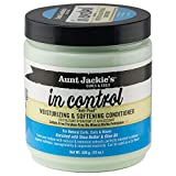 Aunt Jackie's In Control MOISTURIZING & SOFTENING COND. 15oz