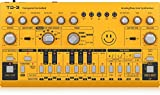 Behringer TD-3-AM Analog Bass Line Synthesizer with VCO, VCF, 16-Step Sequencer